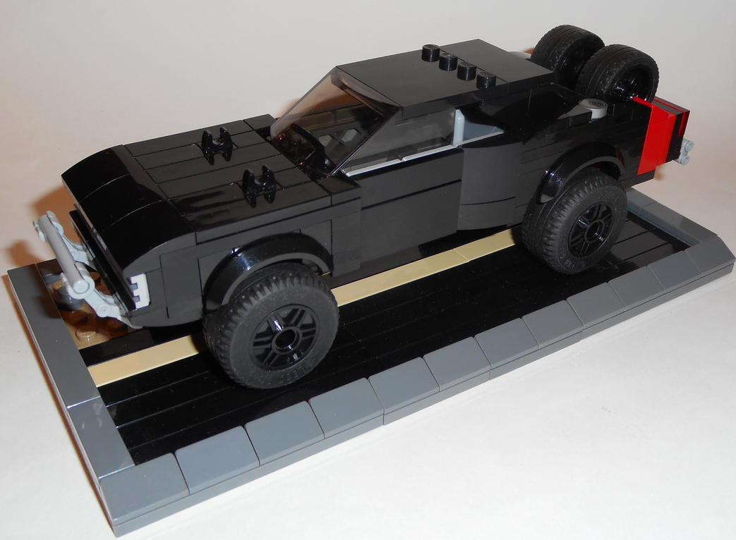 FF7 Dom's Off-road Charger by Spooky42