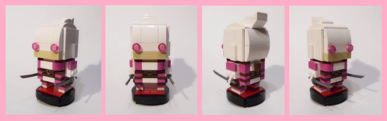 Marvel BHz - Gwenpool (collage)