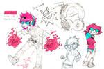 Pink Robot shtuff