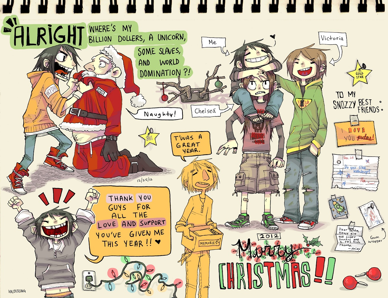 2012 Murry Christmas! by HJeojeo