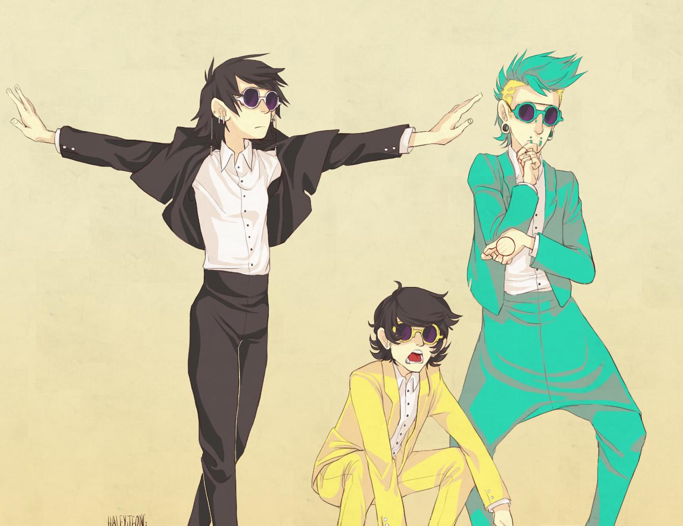 Street Ranger: Gentlemen by HJeojeo