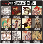 2014 Art Sumary