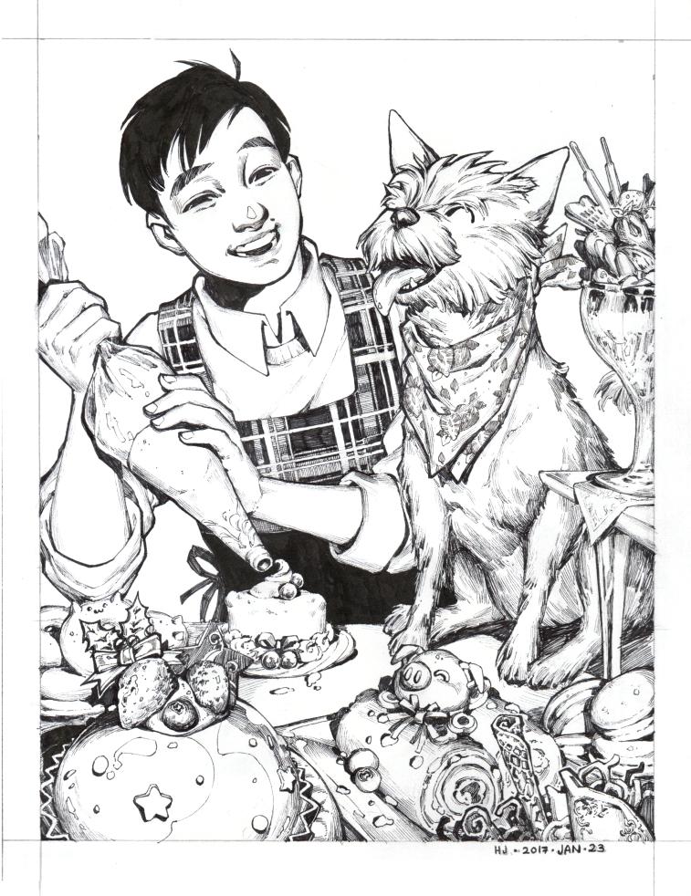 Commission for MochaMelt by HJeojeo