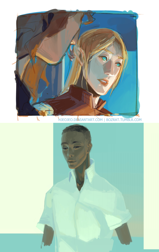 color practices by HJeojeo