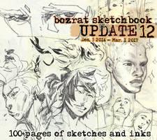 Sketchbook Update #12 by HJeojeo