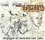 Sketchbook Update #12