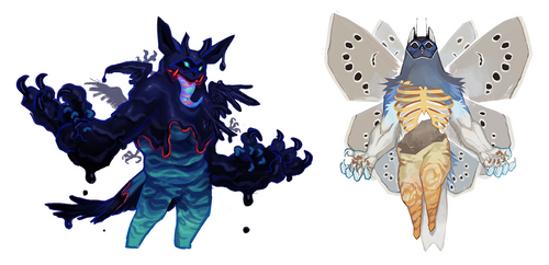 [TAUM] Earth Day guest designs! by HJeojeo