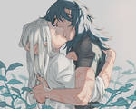 [FE3H: edeleth] Kiss