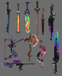 weapon compilation