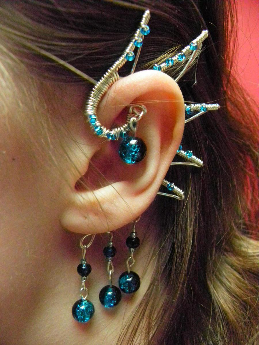 Dragon Wrap Earring Fashion Retro Animal Ear Cuff By Tk Amaryllis