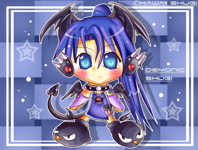 Demonic Shugi by kawaii-shugotenshi