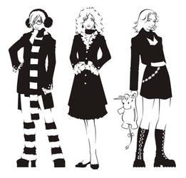 THREE WITCHES by Narayka