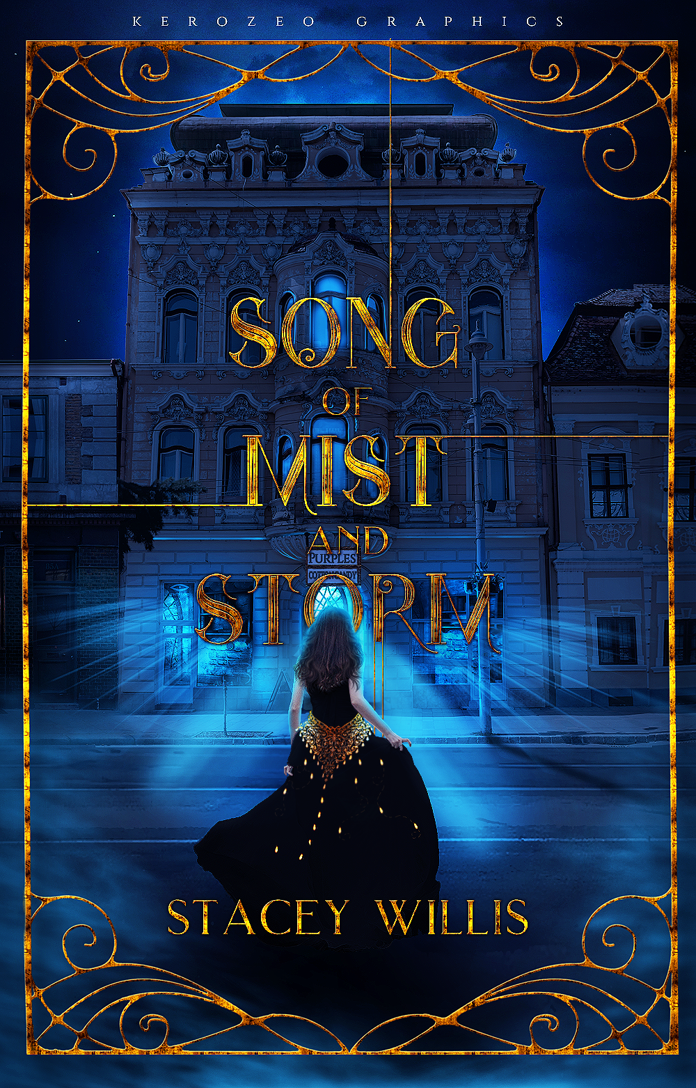 Song Of Mist And Storm