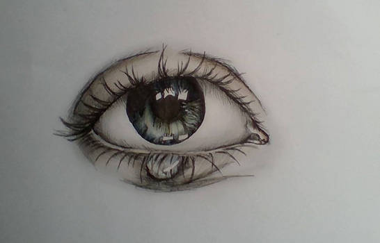 eyes/crying