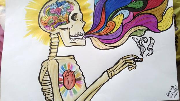 smoke/drugs/colors
