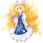 Ran Yakumo by Aophrodite