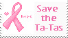 Breast Cancer awarness by horsegurljump