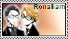 Ronalliam Stamp by StickieBun13