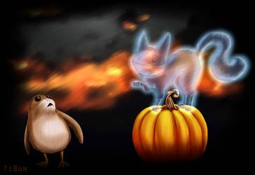Spook by TiBun