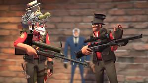 Pro Sniper meets F2P Sniper by Robogineer