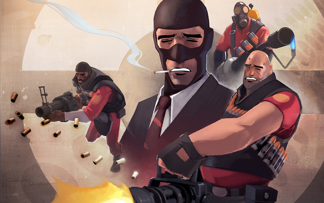 team fortress 2 meet them all download software