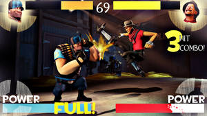 Team Fighter 2 - ATGF vs PC1073