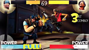 Team Fighter 2 - ATGF vs PC1073 by Robogineer