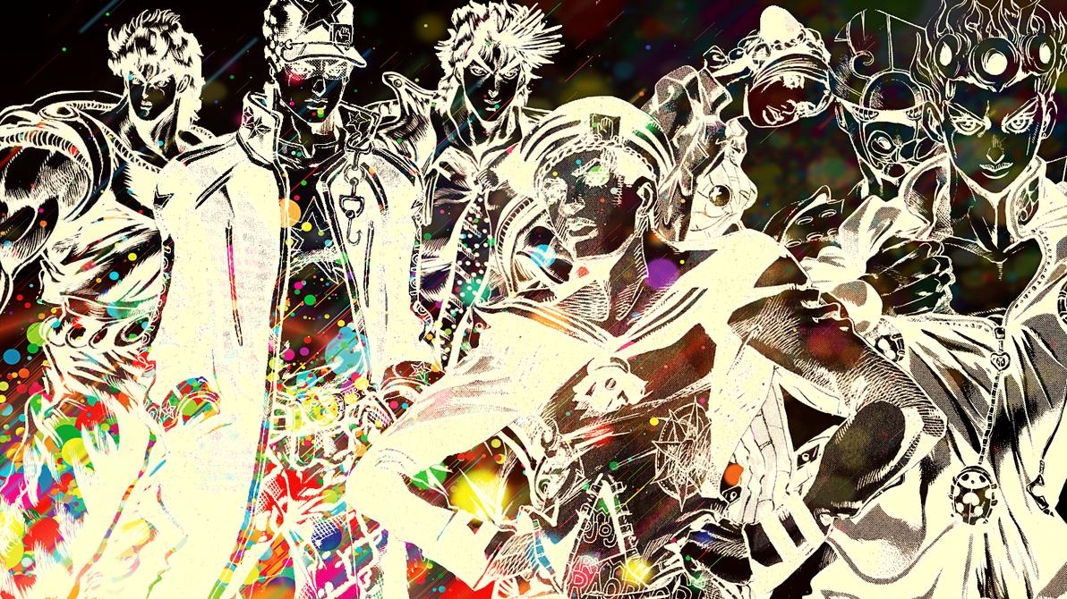 Jojo wallpaper by robogineer on deviantart jojo wallpaper by robogineer voltagebd Images