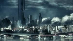 Sunny in City 17 by Robogineer