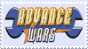 Advance Wars Stamp by Teeter-Echidna
