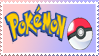 Pokemon Stamp by Teeter-Echidna