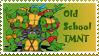 Old School TMNT Stamp by Teeter-Echidna