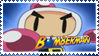 Bomberman Stamp by Teeter-Echidna