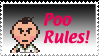 Poo Stamp by Teeter-Echidna