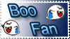 Boo Stamp by Teeter-Echidna