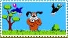Duck Hunt Stamp by Teeter-Echidna