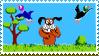 Duck Hunt Stamp by Teeter-Echidna