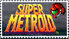 Super Metroid Stamp by Teeter-Echidna