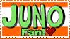 Juno Stamp by Teeter-Echidna