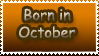 Born in October by Teeter-Echidna