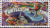 Turtles in Time Stamp by Teeter-Echidna