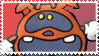 Red Dr. Mario Virus Stamp by Teeter-Echidna