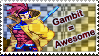 Gambit Stamp by Teeter-Echidna