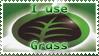 Grass Stamp by Teeter-Echidna