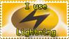Lightning Stamp by Teeter-Echidna