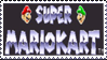 Super Mario Kart Stamp by Teeter-Echidna