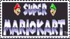 Super Mario Kart Stamp by Teeter-Echidna