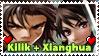 Kilik - Xianghua Stamp by Teeter-Echidna
