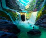 Waterfall Journey