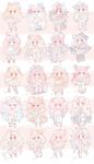 Adopt batch 56# Auction 1$ SB(OPEN) by Bai-Jiu